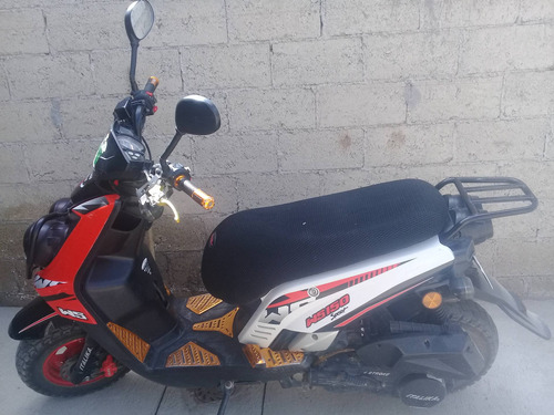 motoneta ws 150 $15,500