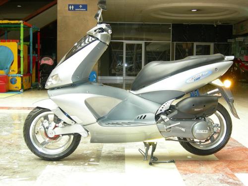 motoneta zanetti modelo estileto 125 año 2003