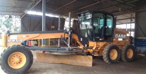motoniveladora case 845 2012