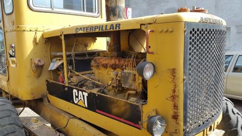 motoniveladora caterpillar 120b