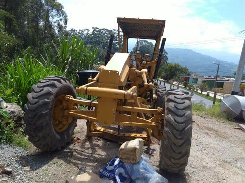 motoniveladora caterpillar 120g