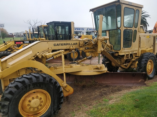 motoniveladora caterpillar 130g