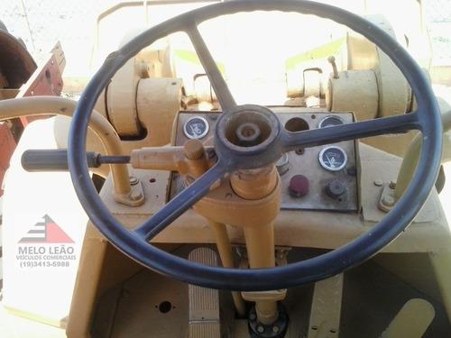 motoniveladora caterpillar patrol 140b - ano 1985
