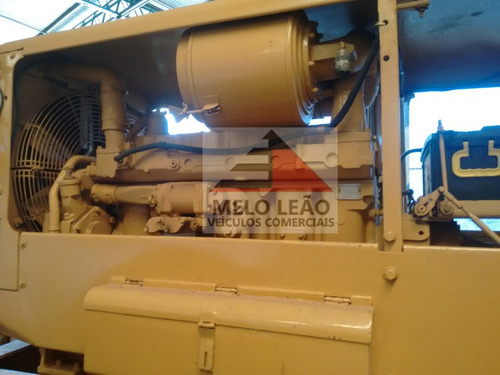 motoniveladora caterpillar patrol 140b - ano 1986- motor 0km