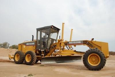 motoniveladora chenggong mg1320g 2009 16 tons articul ripper