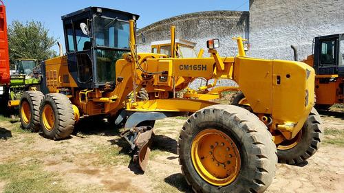 motoniveladora cowdin cm165h año 2010 financiada  maqhd
