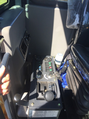 motoniveladora  fpy717h  nuevo