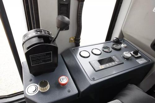 motoniveladora liugong clg 4140 motor cummins caja zf