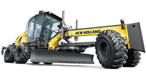 motoniveladora new holland rg170 - 0km