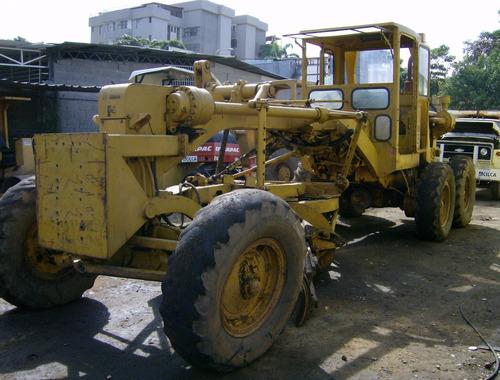motoniveladora ( patrol ) cat 12f