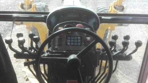 motoniveladora volvo g730b año 2007