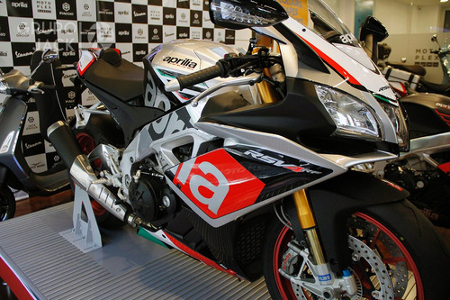 motoplex jack   aprilia rsv4 rf 1000 cc moto 0km madero g