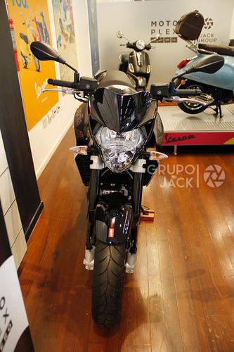 motoplex jack   aprilia shiver 750 cc moto 0km madero 6