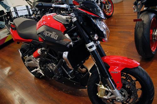 motoplex jack   aprilia shiver 750 cc moto 0km madero e
