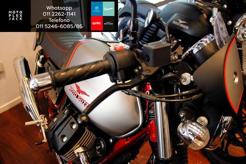 motoplex jack   moto guzzi racer v7 750 cc moto 0km madero 1