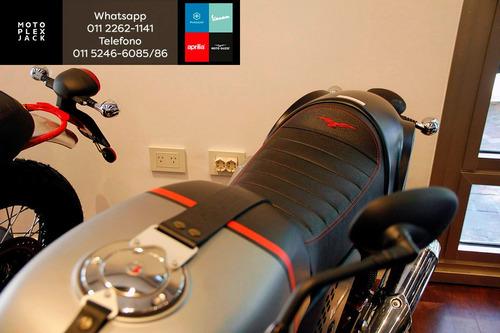 motoplex jack   moto guzzi racer v7 750 cc moto 0km madero w