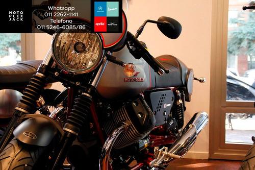 motoplex jack   moto guzzi racer v7 750 cc moto 0km madero15