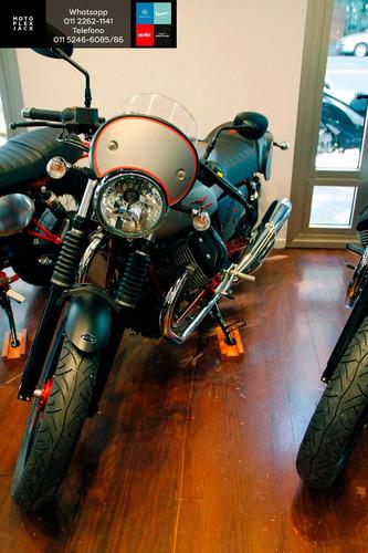 motoplex jack   moto guzzi racer v7 750 cc moto 0km madero5