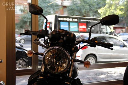 motoplex jack | moto guzzi stone v7 ii cc moto 0km madero 5