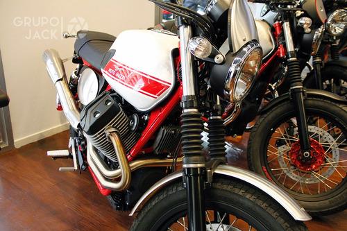 motoplex jack   moto guzzi stornello v7ii moto 0km madero 07