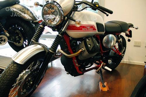motoplex jack   moto guzzi stornello v7ii moto 0km madero 12
