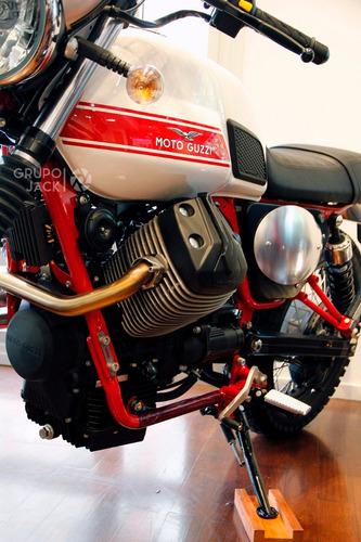 motoplex jack | moto guzzi stornello v7ii moto 0km madero 6