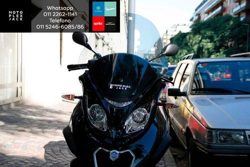 motoplex jack | piaggio mp3 500 business moto 0km madero 09