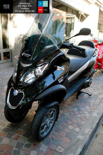 motoplex jack | piaggio mp3 500 business moto 0km madero 1