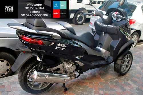 motoplex jack | piaggio mp3 500 business moto 0km madero 14