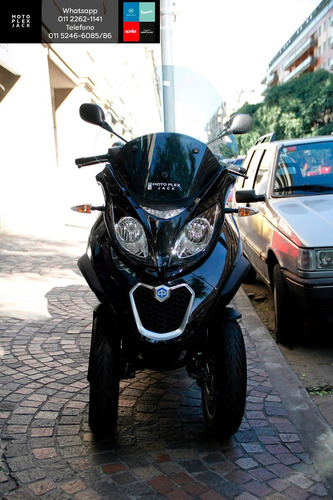 motoplex jack | piaggio mp3 500 business moto 0km madero 15