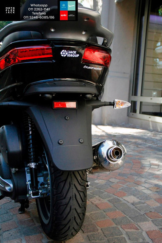 motoplex jack | piaggio mp3 500 business moto 0km madero 4