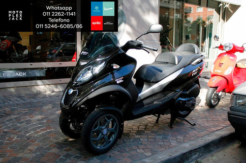 motoplex jack | piaggio mp3 500 business moto 0km madero 7