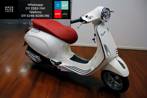 motoplex jack | vespa primavera 150 cc moto 0km madero 4