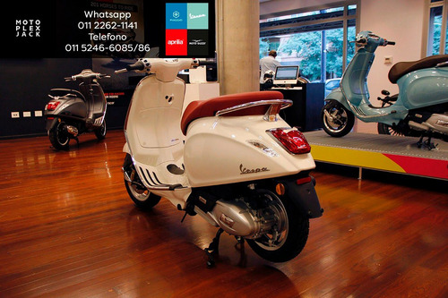motoplex jack | vespa primavera 150 cc moto 0km madero 6