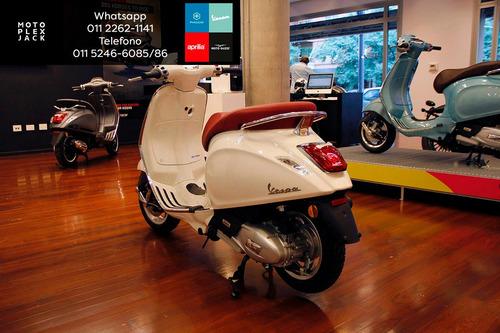 motoplex jack | vespa primavera 150 cc moto 0km madero 8