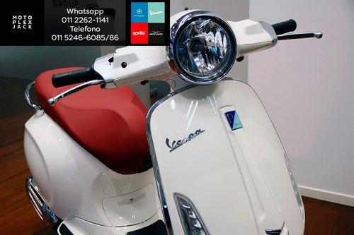 motoplex jack   vespa primavera 150 cc moto 0km madero a
