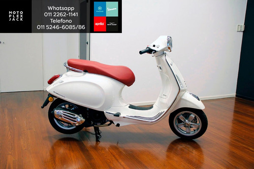 motoplex jack | vespa primavera 150 cc moto 0km madero b