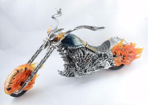 motoqueiro fantasma moto