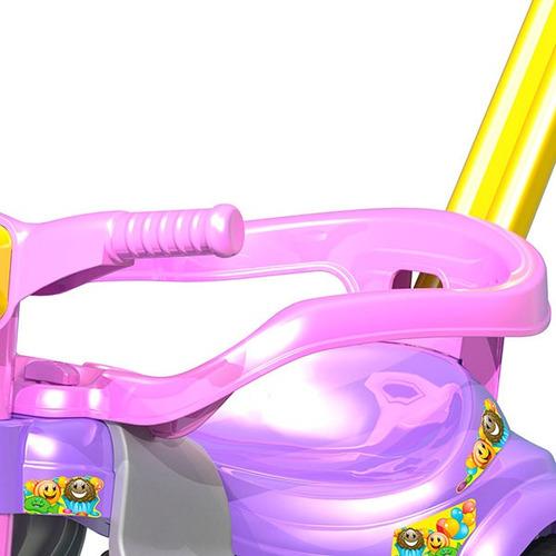 motoquinha infantil triciclo festa magic toys frete grátis