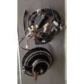 Motor(sistema Básico )para Bicicleta Elétrica 350w 48v Usado