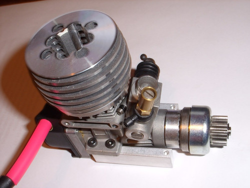 motor 0km nitro .18 okm con embrague bancada codo escape