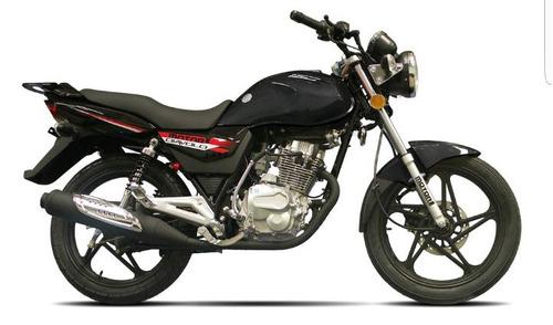 motor 1 diavolo 150 150cc año 2020 color azul-negro-rojo