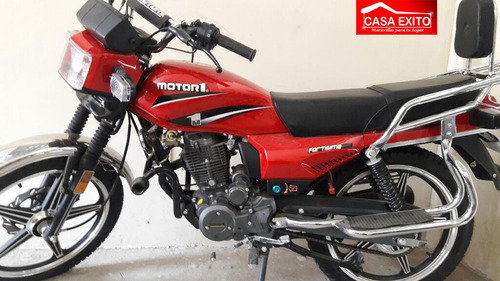 motor 1 fortisima 200 año 2018 200cc azul-negro-rojo