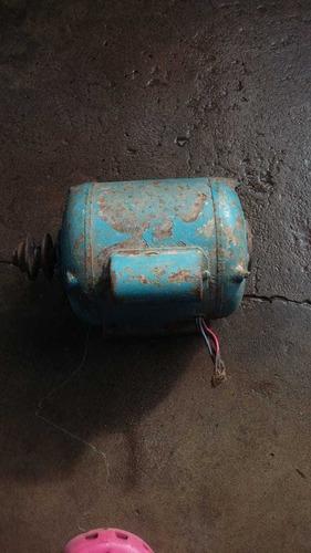 motor 1 hp funcionando perfectamente