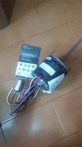 motor 1/2 hp doble eje 1075 rpm us motors