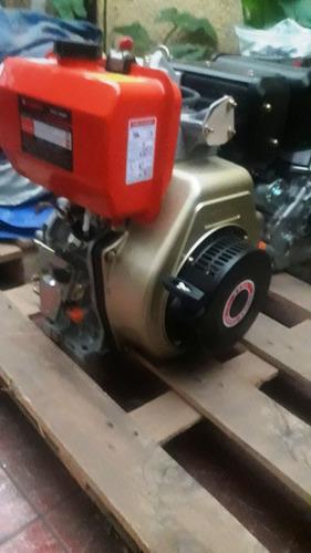 motor 12 hp estacionario diesel partidor leña