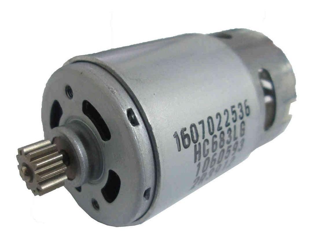 Motor 12 Volts Com Pinhao Para Parafusadeira Gsr 12 2 Bosch