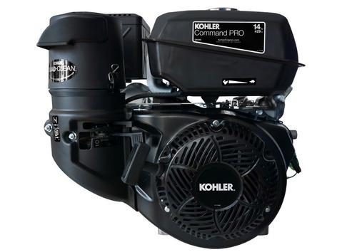 motor 14 hp kohler c/cuñero 1  manual retráctil
