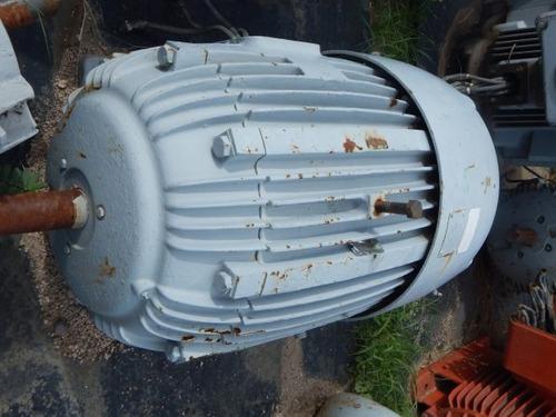 motor 150 hp, 4 polos 220/440  v