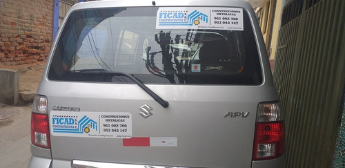 motor 1600 apv minivan bz532